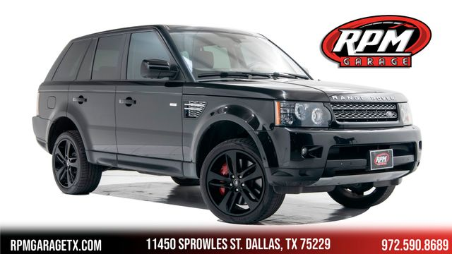 2013 Land Rover Range Rover Sport SC in Dallas, TX 75229