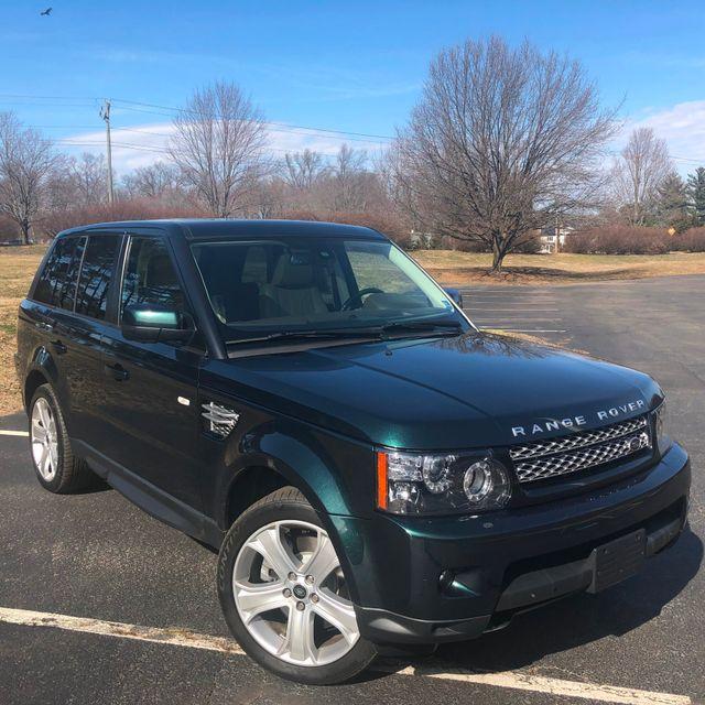 2013 Land Rover Range Rover Sport HSE LUX in Leesburg, Virginia 20175