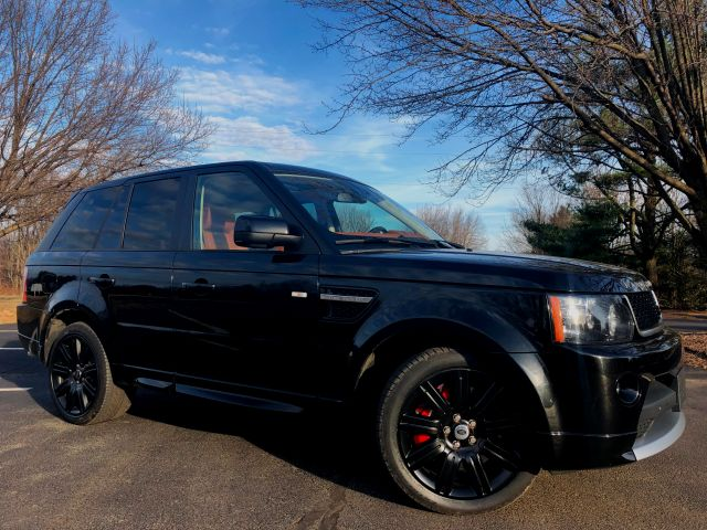 2013 Land Rover Range Rover Sport SC5.0L supercharged V8 engine