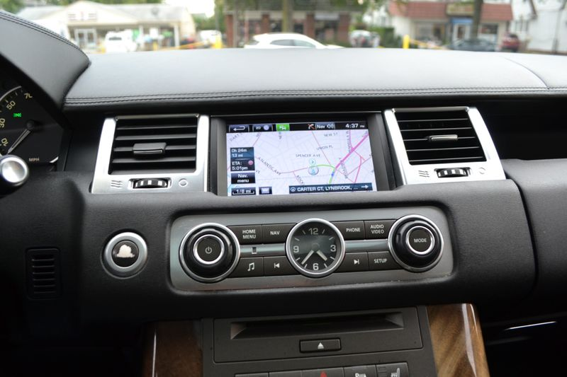2013 Land Rover Range Rover Sport HSE LUX  city New  Father  Son Auto Corp   in Lynbrook, New