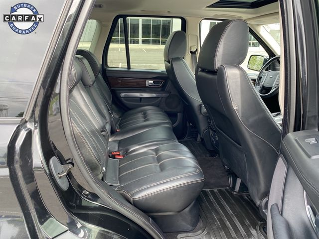2013 Land Rover Range Rover Sport HSE LUX Madison, NC 11