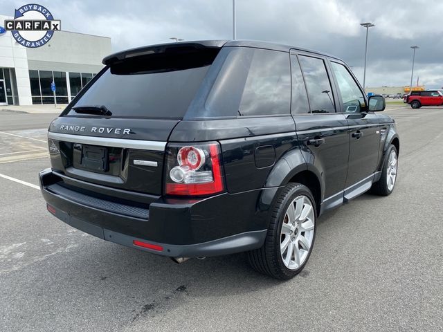 2013 Land Rover Range Rover Sport HSE LUX Madison, NC 1