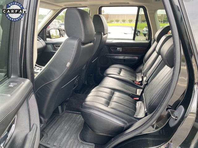 2013 Land Rover Range Rover Sport HSE LUX Madison, NC 22
