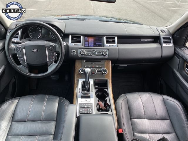 2013 Land Rover Range Rover Sport HSE LUX Madison, NC 23
