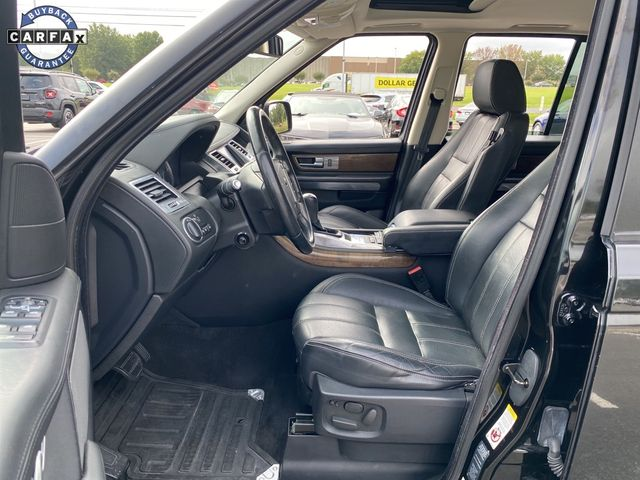 2013 Land Rover Range Rover Sport HSE LUX Madison, NC 25