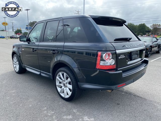 2013 Land Rover Range Rover Sport HSE LUX Madison, NC 3