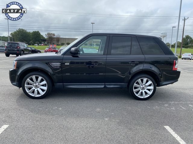 2013 Land Rover Range Rover Sport HSE LUX Madison, NC 4