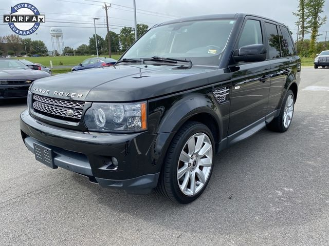 2013 Land Rover Range Rover Sport HSE LUX Madison, NC 5