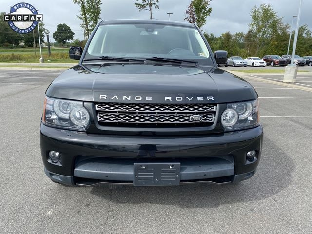 2013 Land Rover Range Rover Sport HSE LUX Madison, NC 6