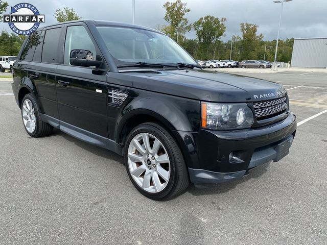 2013 Land Rover Range Rover Sport HSE LUX Madison, NC 7