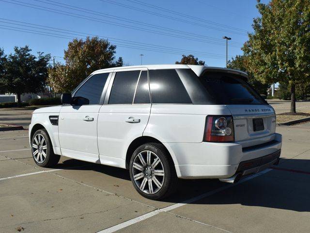 2013 Land Rover Range Rover Sport Supercharged in McKinney, Texas 75070