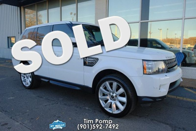 2013 Land Rover Range Rover Sport HSE LUX | Memphis, Tennessee | Tim Pomp - The Auto Broker in Memphis Tennessee