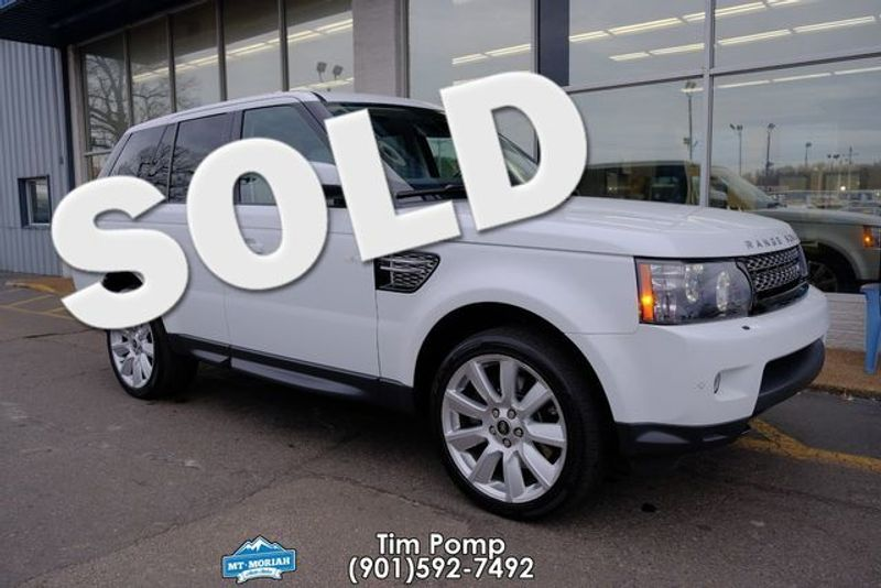 2013 Land Rover Range Rover Sport HSE LUX   Memphis, Tennessee   Tim Pomp - The Auto Broker in Memphis Tennessee