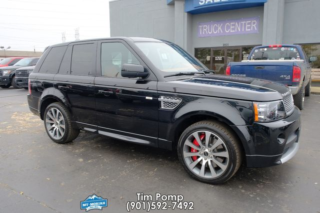 2013 Land Rover Range Rover Sport SC Autobiography