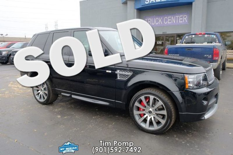 2013 Land Rover Range Rover Sport SC Autobiography | Memphis, Tennessee | Tim Pomp - The Auto Broker in Memphis Tennessee