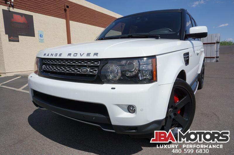 2013 Land Rover Range Rover Sport SC Supercharged V8 ~ ONLY 52k LOW MILES!! | MESA, AZ | JBA MOTORS in MESA AZ