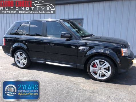 2013 Land Rover Range Rover Sport Supercharged in San Antonio, TX
