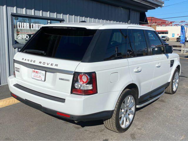 2013 Land Rover Range Rover Sport HSE Lux in San Antonio, TX 78212