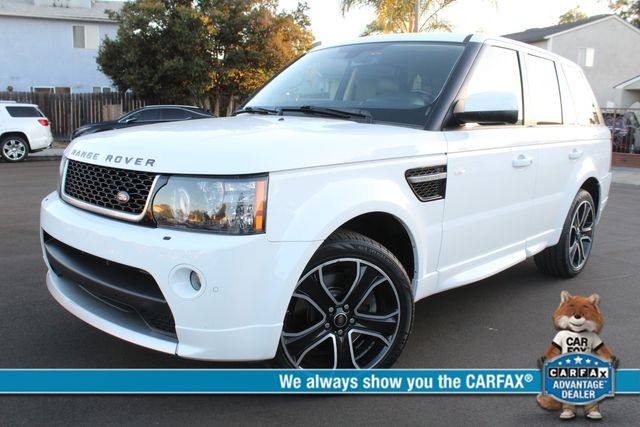 2013 Land Rover Range Rover Sport GT Limited Edition HSE GT Limited Edition
