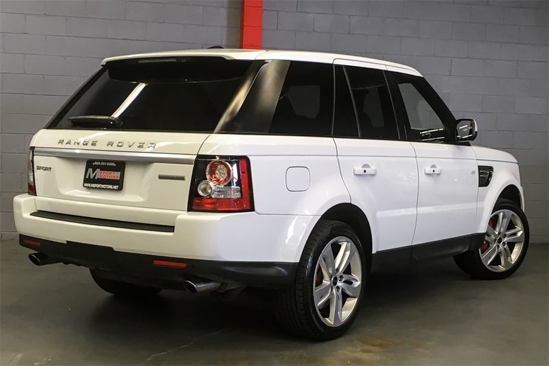 2013 Land Rover Range Rover Sport Supercharged  city CA  M Sport Motors  in Walnut Creek, CA