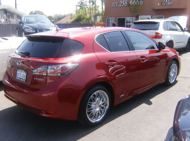 2013 Lexus CT 200h Hybrid Los Angeles, CA 5