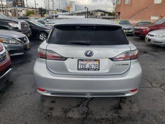 2013 Lexus CT 200h Hybrid Los Angeles, CA 6