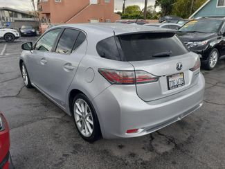 2013 Lexus CT 200h Hybrid Los Angeles, CA 9