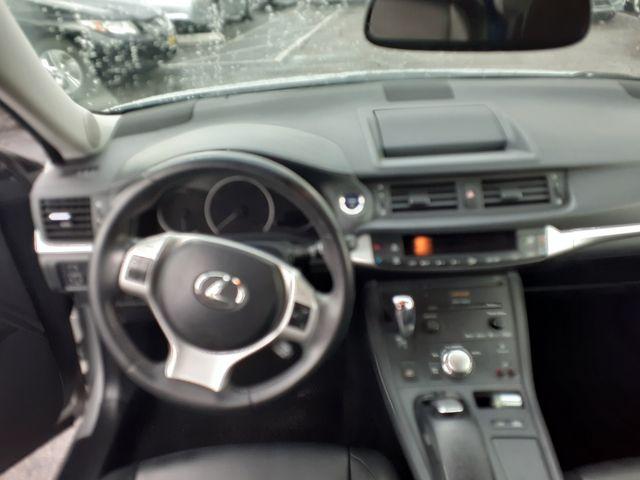 2013 Lexus CT 200h Hybrid Los Angeles, CA 8