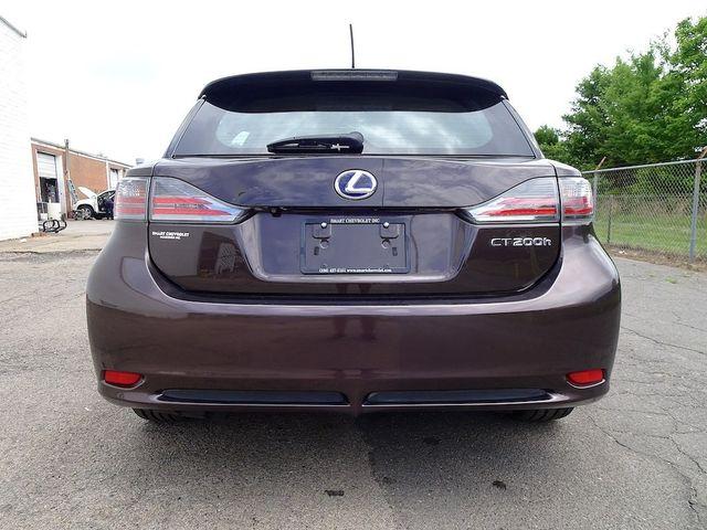 2013 Lexus CT 200h Hybrid Madison, NC 3
