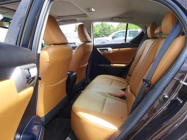 2013 Lexus CT 200h Hybrid Madison, NC 33