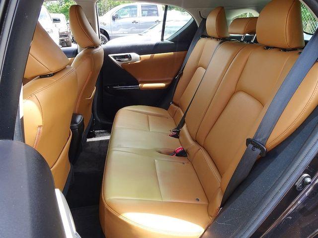 2013 Lexus CT 200h Hybrid Madison, NC 34