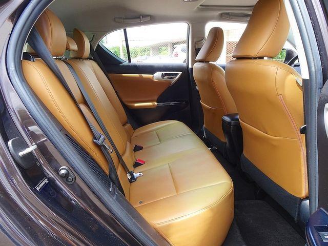 2013 Lexus CT 200h Hybrid Madison, NC 36