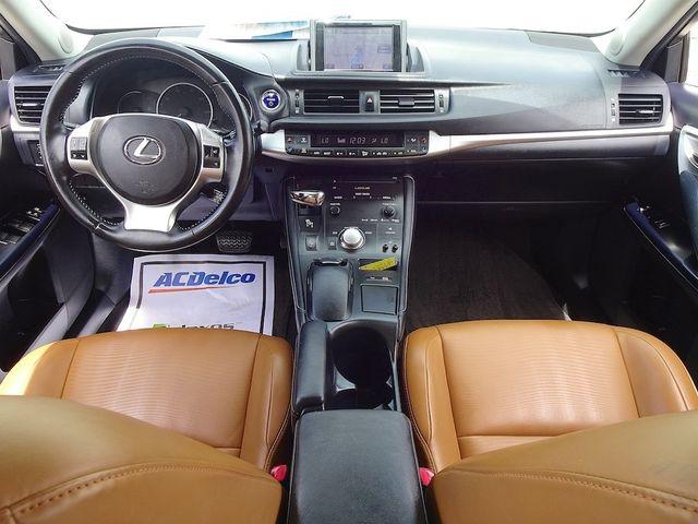 2013 Lexus CT 200h Hybrid Madison, NC 38