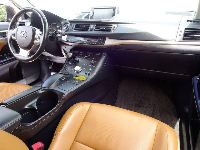 2013 Lexus CT 200h Hybrid Madison, NC 40