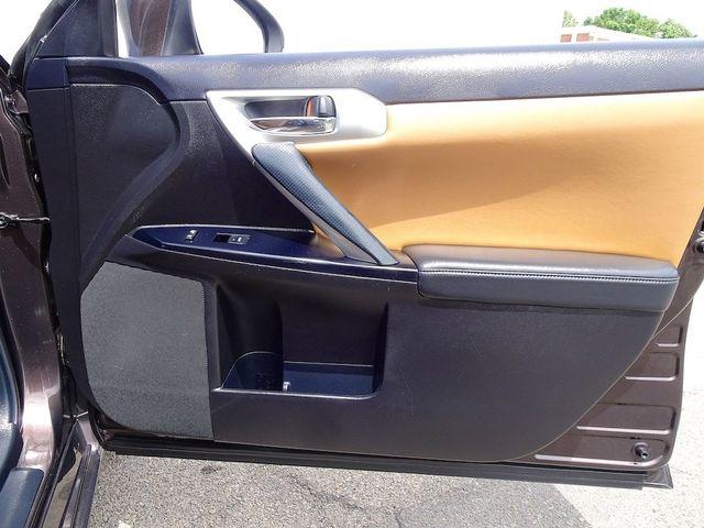 2013 Lexus CT 200h Hybrid Madison, NC 41