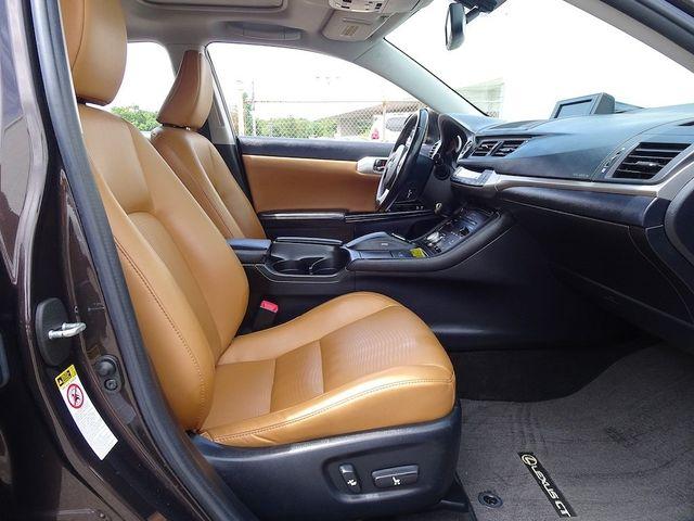 2013 Lexus CT 200h Hybrid Madison, NC 42