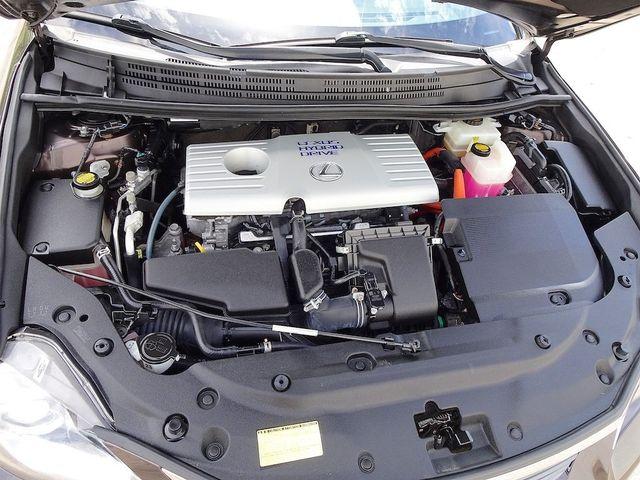 2013 Lexus CT 200h Hybrid Madison, NC 48
