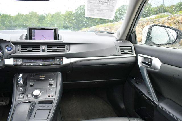 2013 Lexus CT 200h Hybrid Naugatuck, Connecticut 18