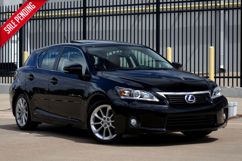 2013 Lexus CT 200h Hybrid* Leather*Sunroof* | Plano, TX | Carrick's Autos in Plano TX