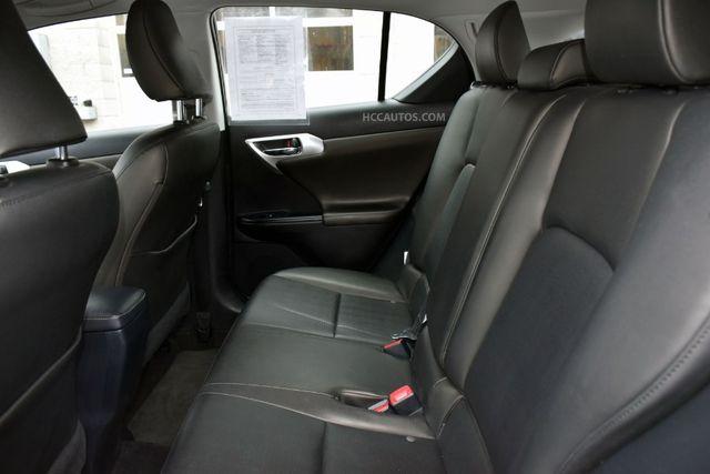 2013 Lexus CT 200h Hybrid Waterbury, Connecticut 15