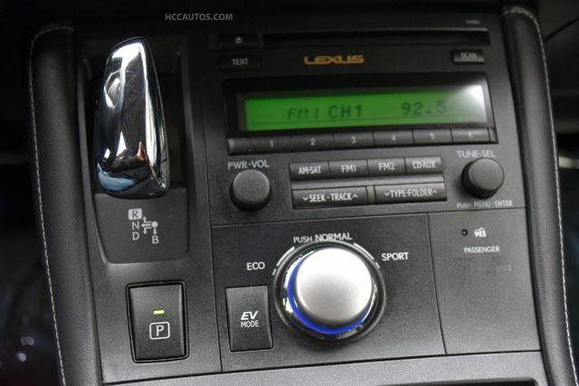 2013 Lexus CT 200h Hybrid Waterbury, Connecticut 29