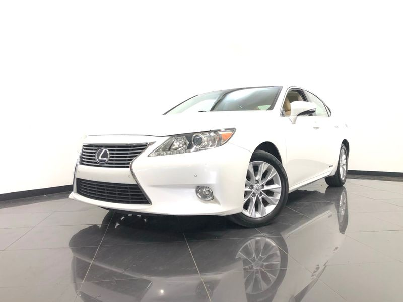 2013 Lexus ES 300h *Easy Payment Options* | The Auto Cave in Dallas