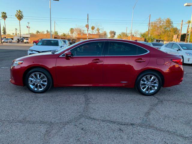 2013 Lexus ES 300h 3 MONTH/3,000 MILE NATIONAL POWERTRAIN WARRANTY Mesa, Arizona 1