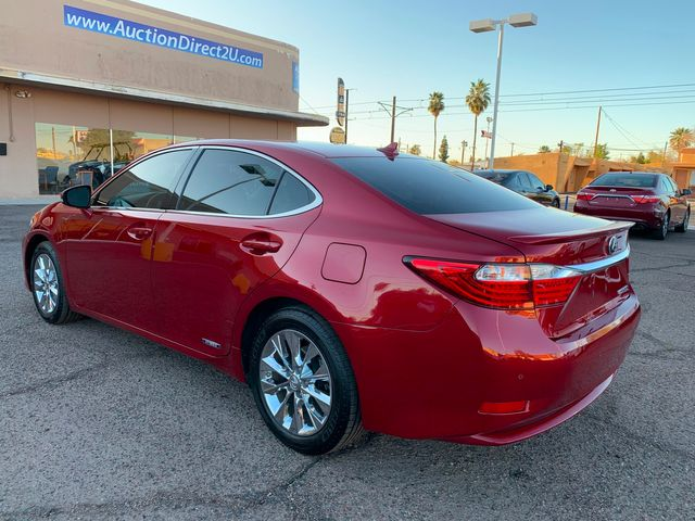2013 Lexus ES 300h 3 MONTH/3,000 MILE NATIONAL POWERTRAIN WARRANTY Mesa, Arizona 2