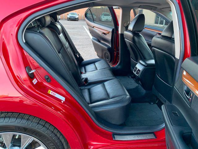2013 Lexus ES 300h 3 MONTH/3,000 MILE NATIONAL POWERTRAIN WARRANTY Mesa, Arizona 12