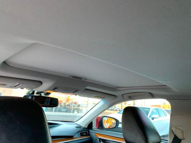 2013 Lexus ES 300h 3 MONTH/3,000 MILE NATIONAL POWERTRAIN WARRANTY Mesa, Arizona 18