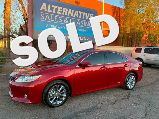 2013 Lexus ES 300h 3 MONTH/3,000 MILE NATIONAL POWERTRAIN WARRANTY Mesa, Arizona