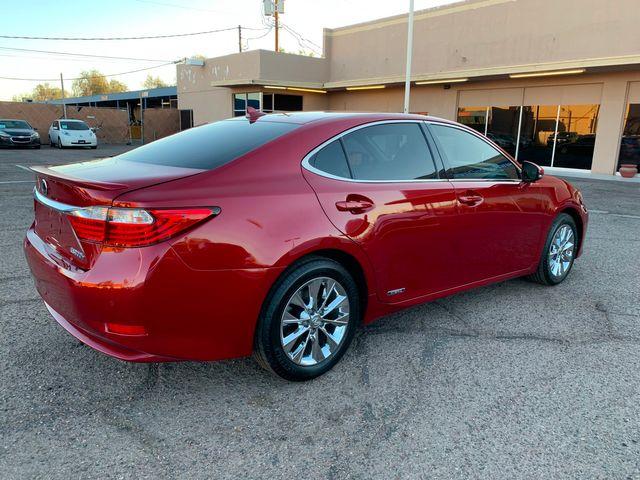 2013 Lexus ES 300h 3 MONTH/3,000 MILE NATIONAL POWERTRAIN WARRANTY Mesa, Arizona 4