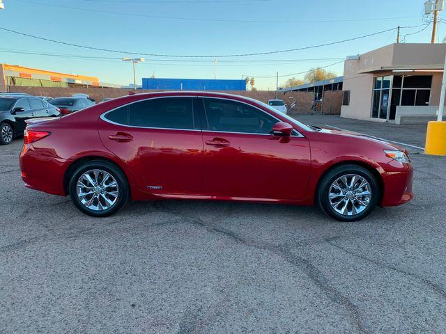 2013 Lexus ES 300h 3 MONTH/3,000 MILE NATIONAL POWERTRAIN WARRANTY Mesa, Arizona 5