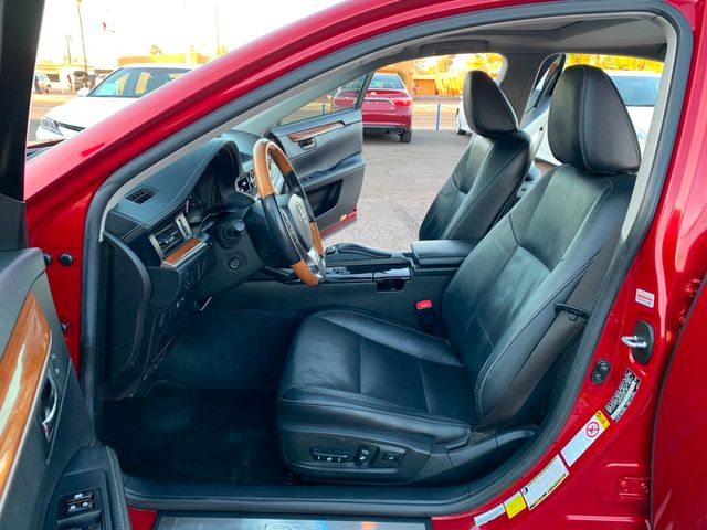 2013 Lexus ES 300h 3 MONTH/3,000 MILE NATIONAL POWERTRAIN WARRANTY Mesa, Arizona 9